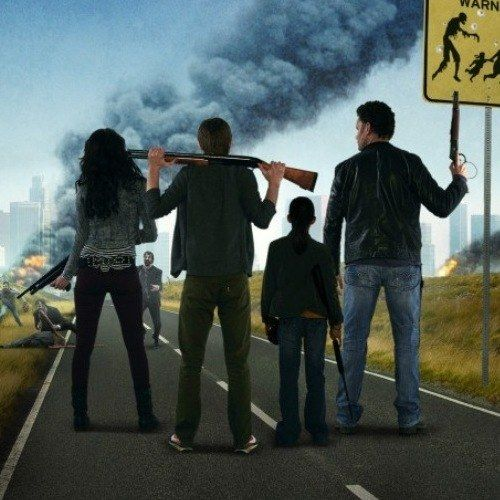 Zombieland TV Series First Cast Photo and Promo Art