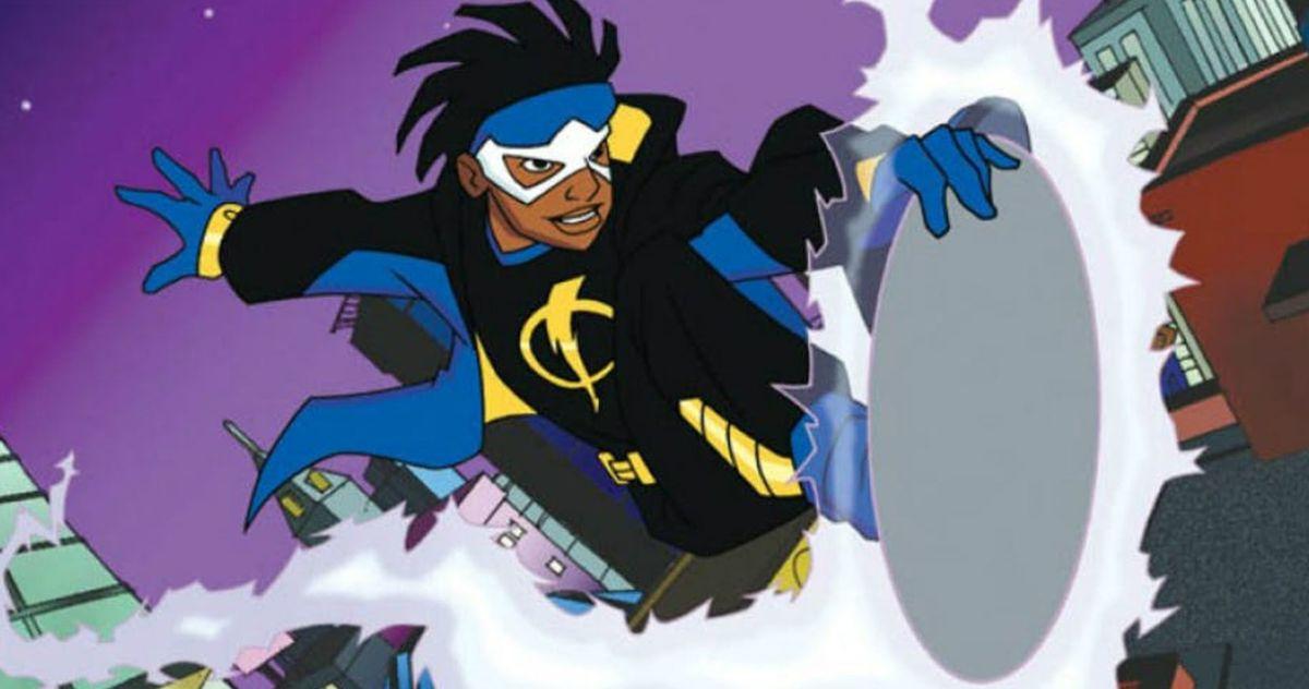 Static Shock Art Reveals Unproduced DC Comics Animated Movie