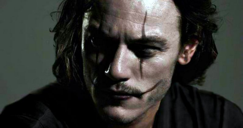 Luke Evans Still Not Sure About The Crow Remake