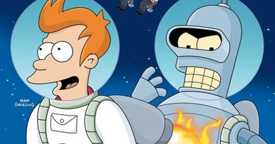 Futurama Moves to Syfy November 11