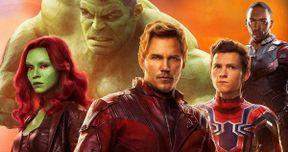 James Gunn Wrote Guardians Dialogue for Infinity War
