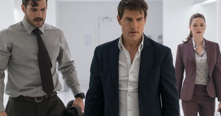 Mission: Impossible 6 Brings Back Rebecca Ferguson