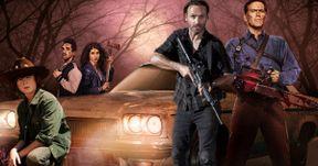 Bruce Campbell Leaks Ash Vs. the Walking Dead Script?
