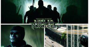 The Foot Clan Rises in 2 New Teenage Mutant Ninja Turtles Images