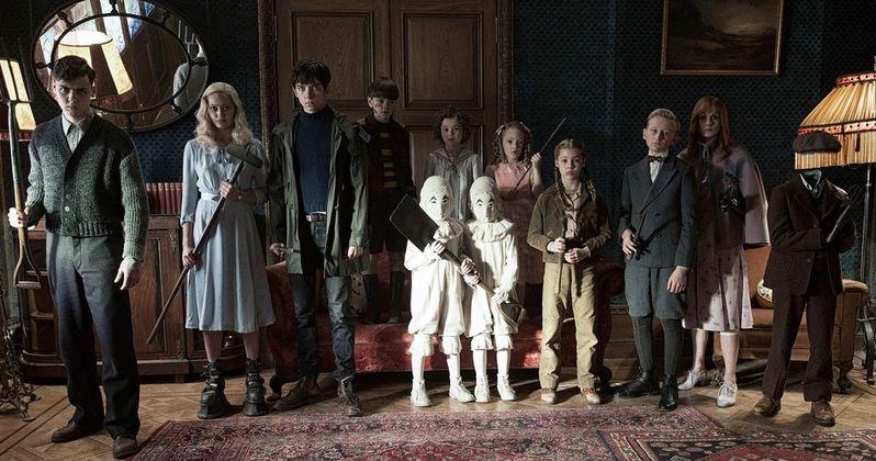 Miss Peregrine Trailer #2 Enters Tim Burton's Strange New World