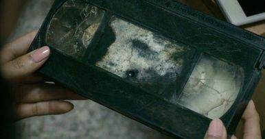 The Haunted VHS Tape Returns in First Sadako Vs Kayako Clip