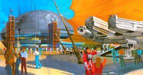 Disney to Announce Star Wars Theme Park Plans Soon