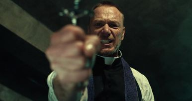 Fox's The Exorcist Trailer from Comic-Con Is Terrifying