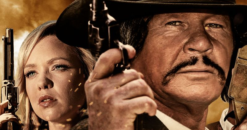 Once Upon a Time in Deadwood Trailer: Charles Bronson Lookalike Goes Wild in the Old West