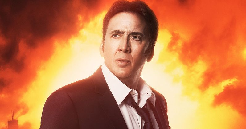 Nicolas Cage Is Going to Quit Acting Soon