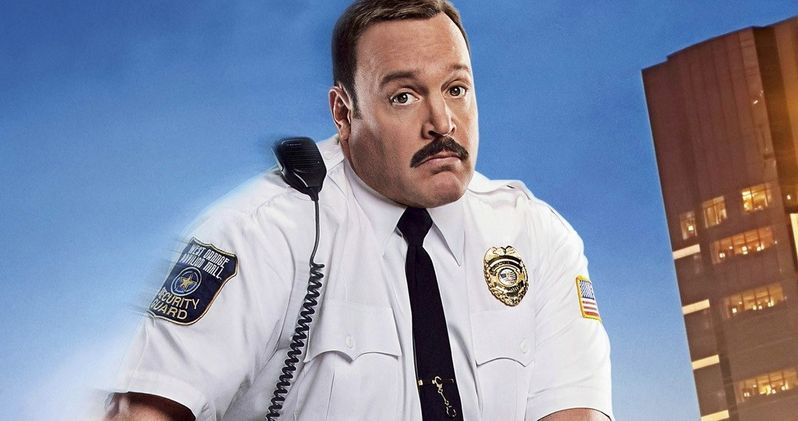 Second Paul Blart: Mall Cop 2 Trailer with Kevin James