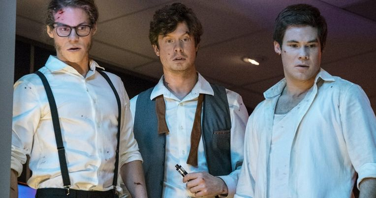 New Game Over, Man! Trailer Turns the Workaholics Into Action Heroes
