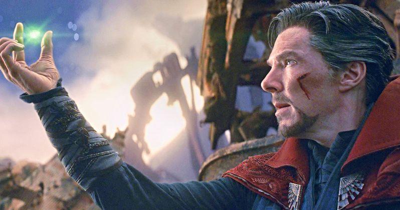 Doctor Strange Already Revealed the Avengers: Endgame Title in Infinity War