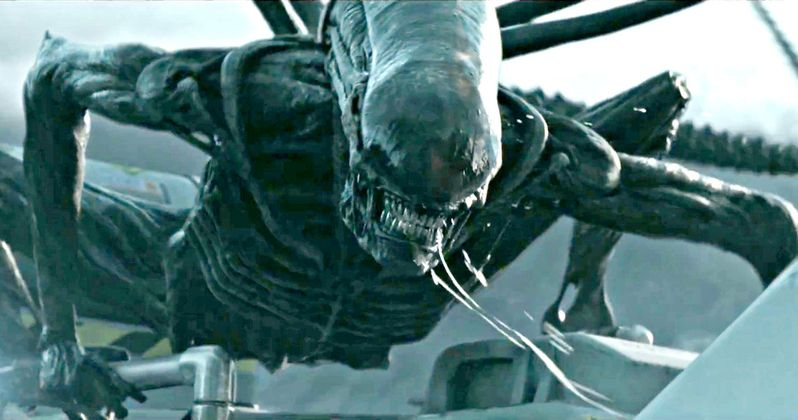 Alien: Covenant First Reactions: It's Better Than Prometheus