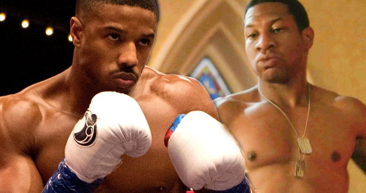 Creed III wants Jonathan Majors to fight Michael B. Jordan in the ring