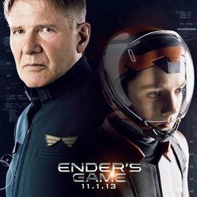 Seven Ender's Game Clips