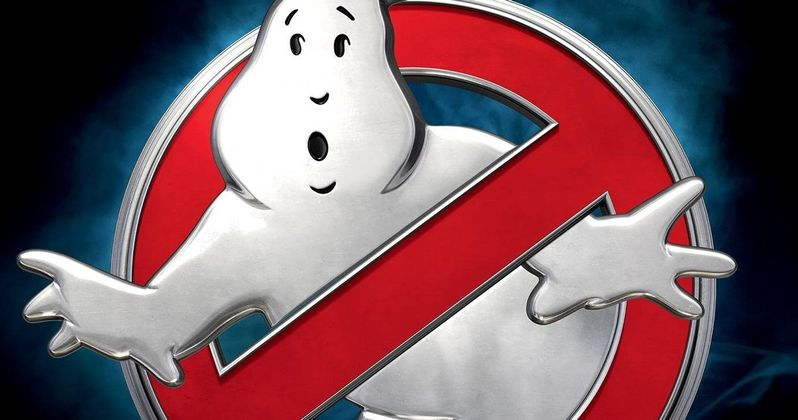 Ghostbusters Poster Asks 'Who You Gonna Call?'
