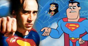 Nicolas Cage Will Finally Play Superman in Teen Titans GO! Movie