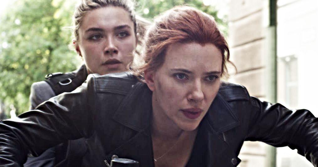 Black Widow Teaser Kicks Off 100 Day Countdown to Release