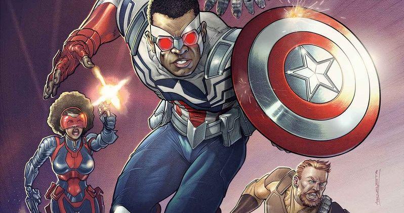 Joss Whedon Writing New Captain America Story for Marvel Comics