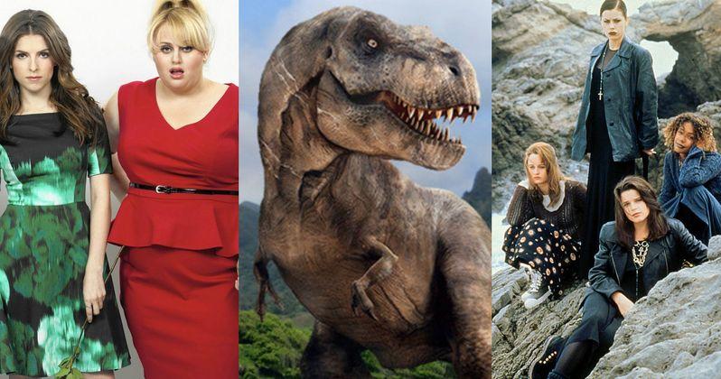 Nerd Alert: Pitch Perfect Honest Trailer, Jurassic World, The Craft & More