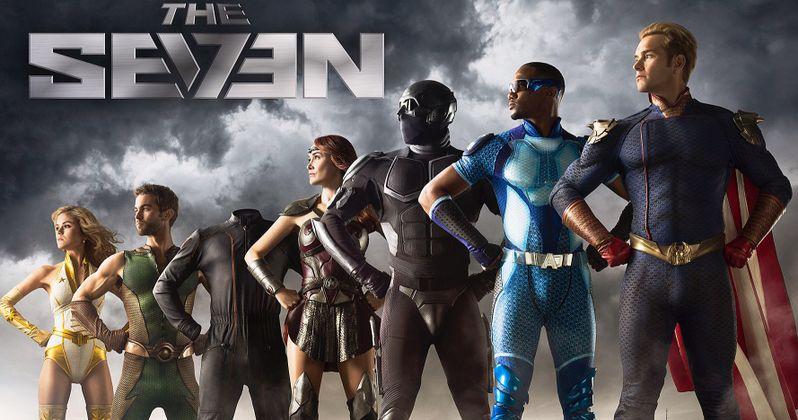 The Boys Renewed for Season 2 Ahead of Series Debut on Amazon