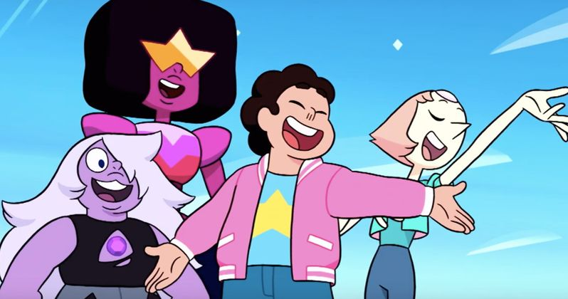 Steven Universe: The Movie Trailer Arrives, Fall Release Date Announced