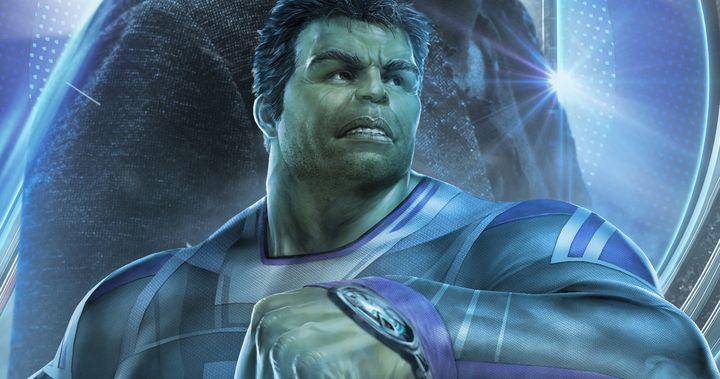 Risultati immagini per hulk endgame