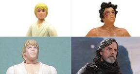 Mark Hamill Laughs at Evolution of Luke Skywalker Action Figures