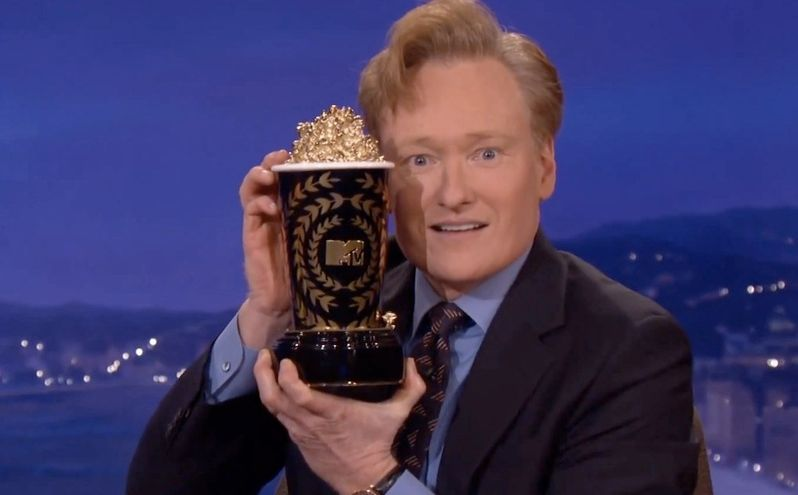 Conan O'Brien to Host 23rd Annual MTV Movie Awards