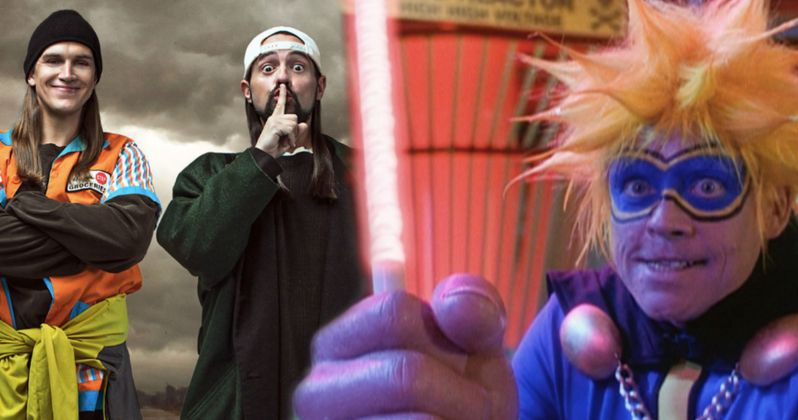 Jay & Silent Bob Reboot Has More VFX Shots Than Star Wars Claims Kevin Smith