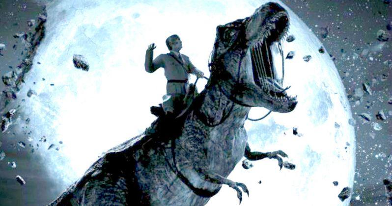 Insane Iron Sky 2 Trailer Has Hitler Riding an Angry T-Rex