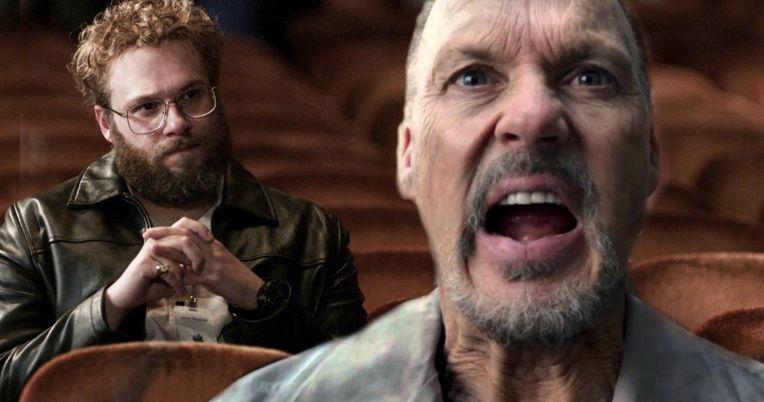 Seth Rogen & Michael Keaton Team for John McAfee Comedy King of the Jungle
