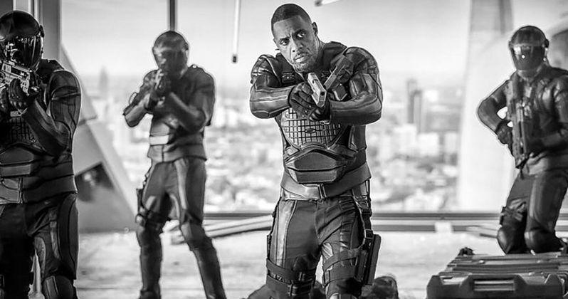 Idris Elba as Hobbs & Shaw Villain Revealed in First Look Photo