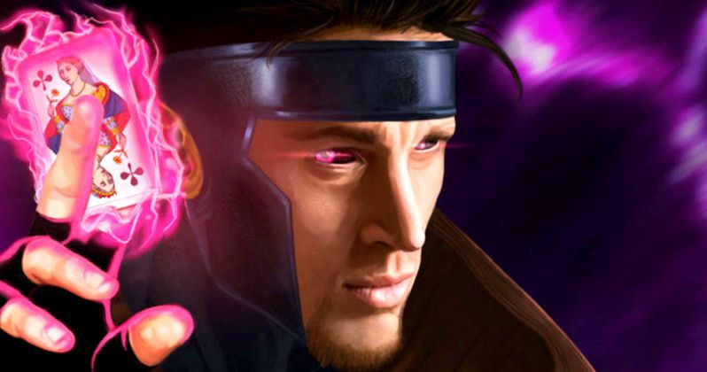 Gambit Will Be an Origin Story; Does It Tie Into X-Men?
