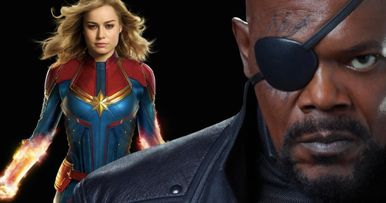 Why Nick Fury Waited to Contact Captain Marvel in Infinity War