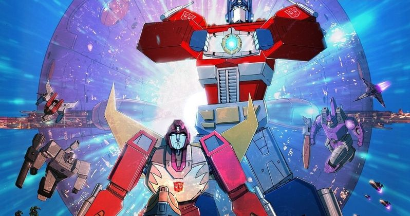 Transformers: The Movie Re-Release Sneak Peek Resurrects Rodimus Prime