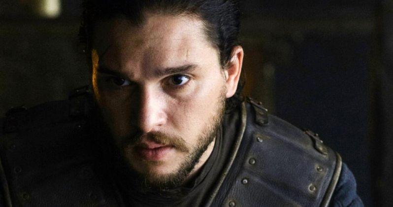 Game of Thrones Season 7 Set Video Reveals a Tense Reunion