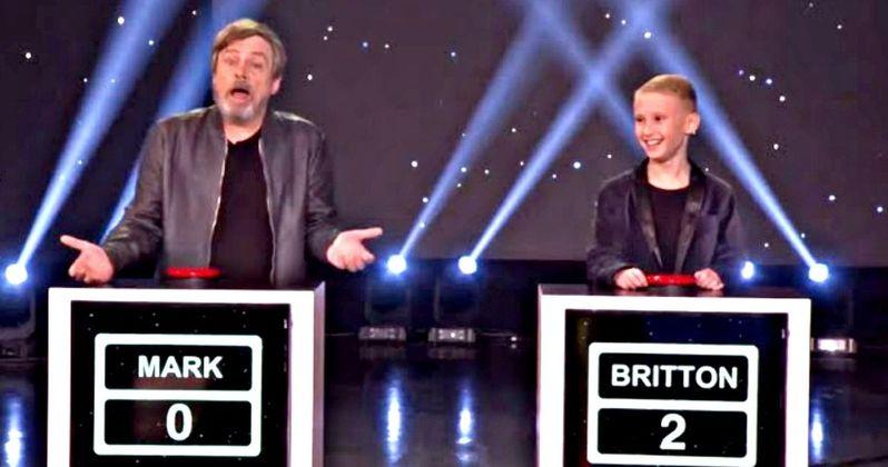Watch Mark Hamill Lose at Star Wars Trivia to a 10-Year Old