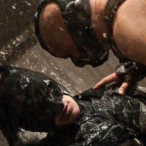 The Dark Knight Rises Bane Vs. Batman: Anatomy of A Fight Photo Gallery