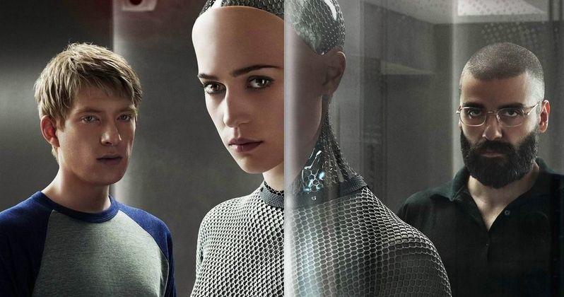 Ex Machina Trailer Unleashes a Modern Day Frankenstein