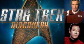 Star Trek: Discovery Timeline Revealed, Will Kirk & Data Return?