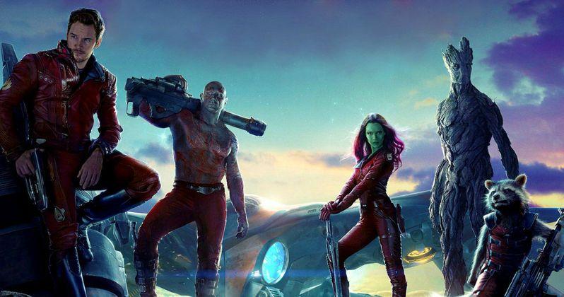 Chris Pratt Talks Star Lord's Background in Guardians of the Galaxy