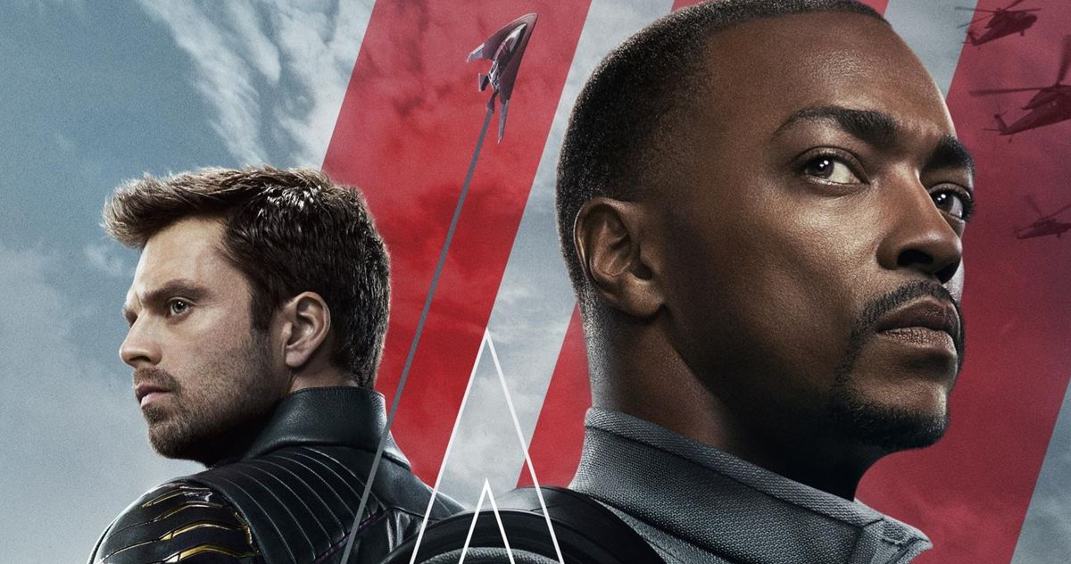 The Falcon And The Winter Soldier Premiere Review