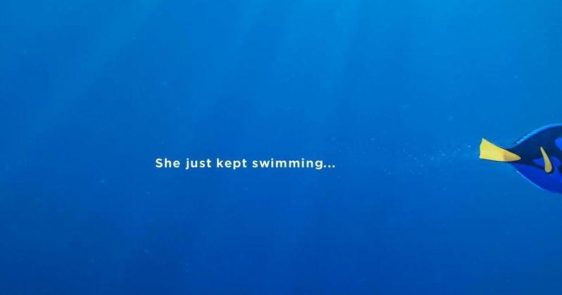 Pixar's Finding Dory Poster; Full Trailer Arrives Tomorrow