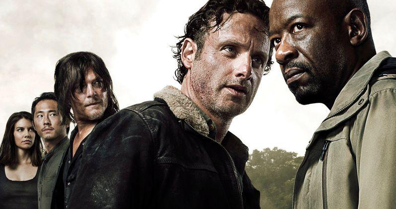 Walking Dead Season 6 Comic-Con Panel Photos & Details