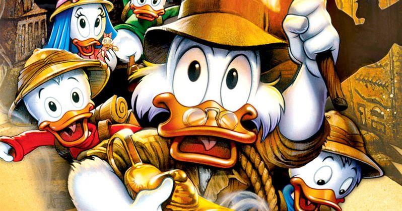 DuckTales Returns in 2017 with New Disney XD Series
