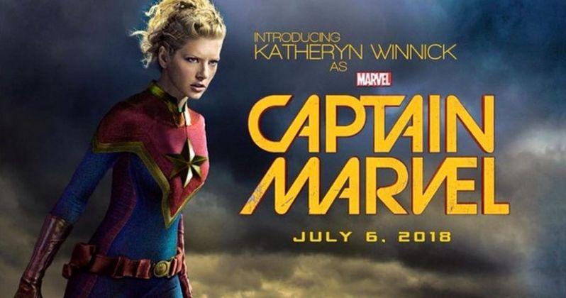 Vikings Star Katheryn Winnick Wants Captain Marvel Role