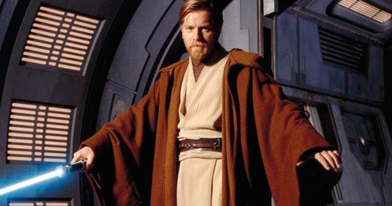Ewan McGregor Still Wants an Obi-Wan Kenobi Movie, So Stop Asking
