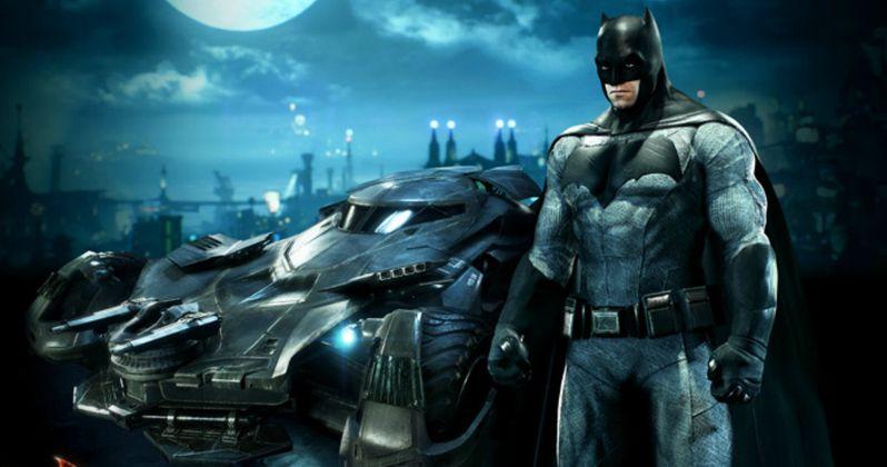 Arkham Knight Will Get Batman v Superman Batsuit & Batmobile